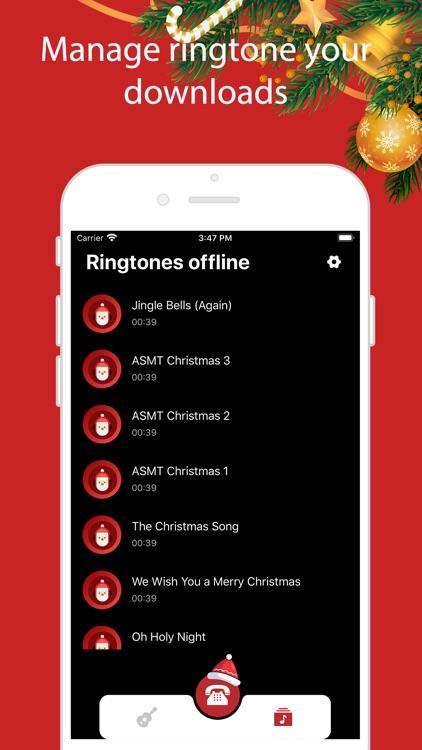 Santa Video Call & Ringtones screenshot-5