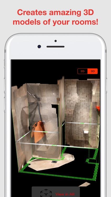 RoomScan Pro screenshot-4