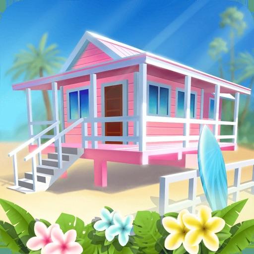 Baixar Tropical Forest: Match 3 story para iOS
