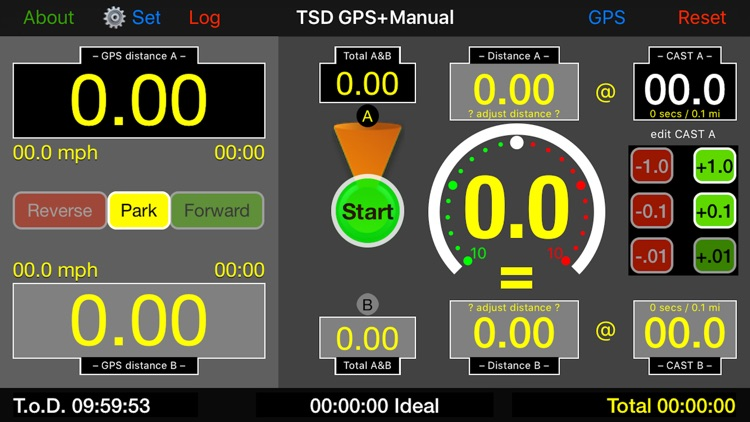 TSD GPS Manual screenshot-0