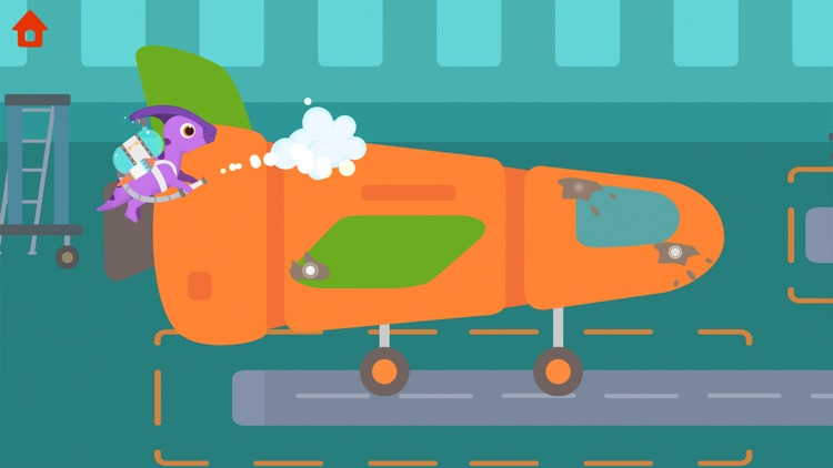 Dinosaur Airport screenshot-0