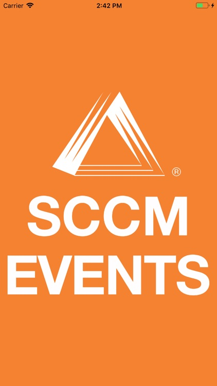 SCCM Events by Society of Critical Care Medicine