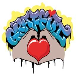 Graffiti Heart AR