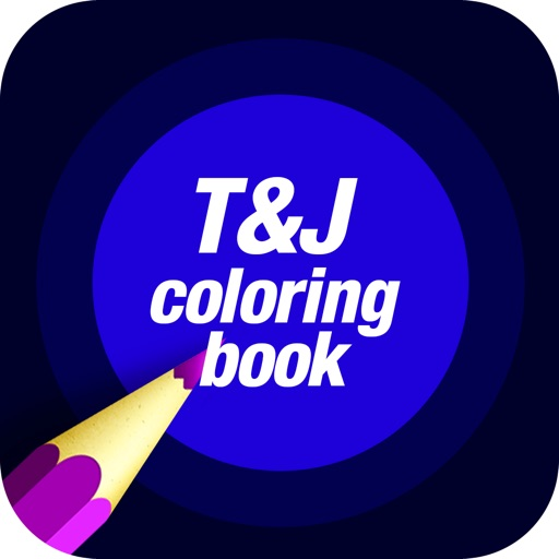 T&J Coloring Book : Unofficial