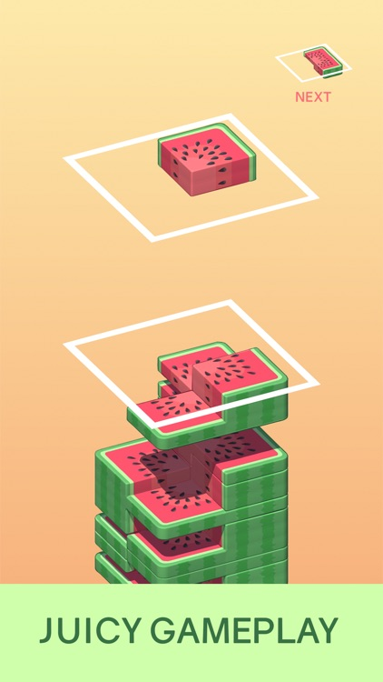 Juicy Stack - 3D Tile Puzzlе screenshot-0