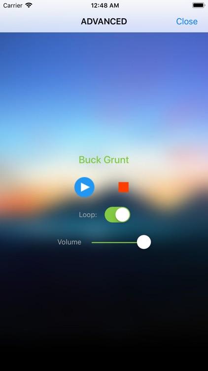 Deer Calls-Best Hunting Sounds screenshot-4