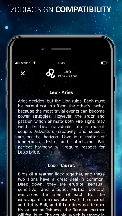 Daily Horoscope. Zodiac Signs screenshot-4