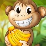 Banana jungle monkey run