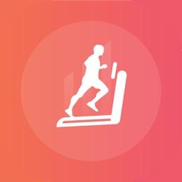 Treadmill Tracker: Run Workout