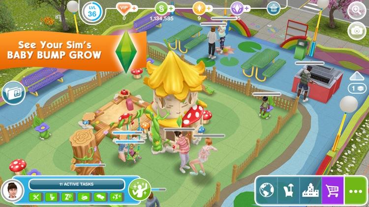 The Sims™ FreePlay screenshot-3