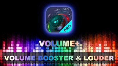 Volume Booster : Bass Boost Me Screenshot