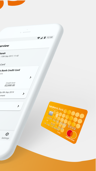 Sainsbury's Bank Credit Card screenshot two