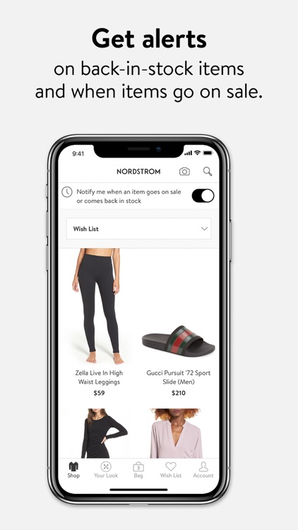 Nordstrom screenshot-2
