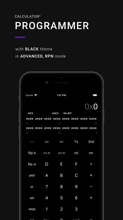 Pascal: 3-in-1 Calculator screenshot-2