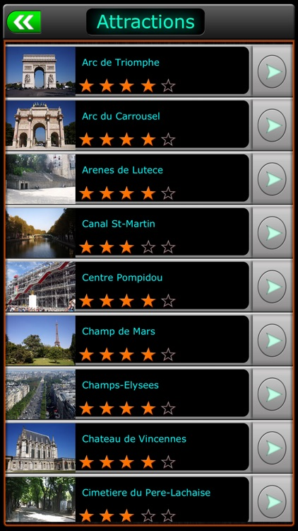 Paris Offline Travel Guide