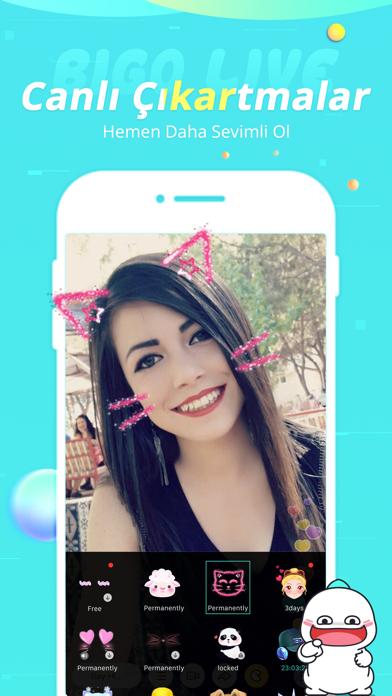 BIGO LIVE - Canlı yayın, Live iphone ekran görüntüleri