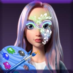 Face Paint Salon Games 2020