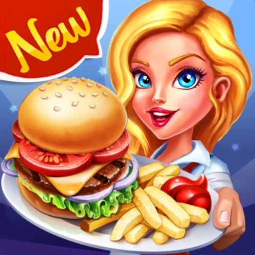 Cooking Town: Chef Food Games