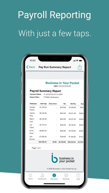 ATO Single Touch Payroll (STP) screenshot-9