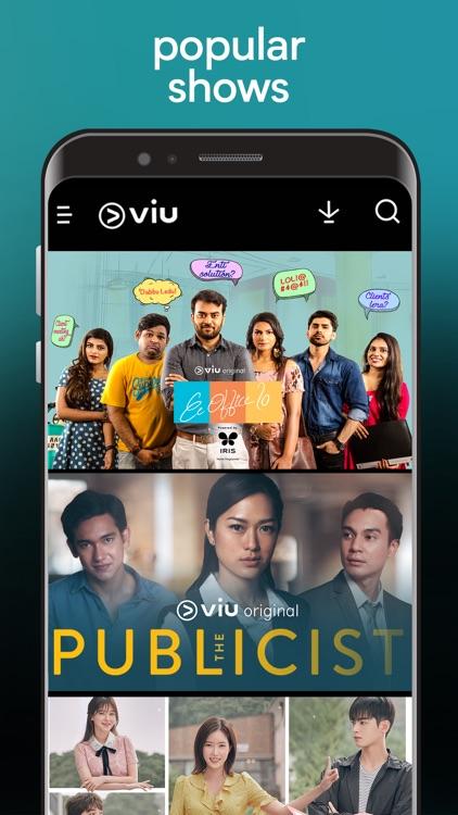 Viu - TV Shows, movies & more screenshot-4