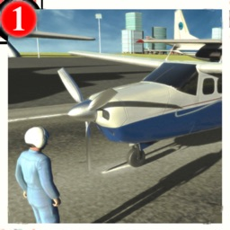 Flight School Sim Learn to Fly