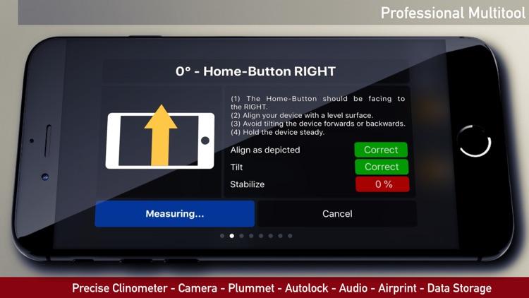 iLevel - Protractor & Level screenshot-5