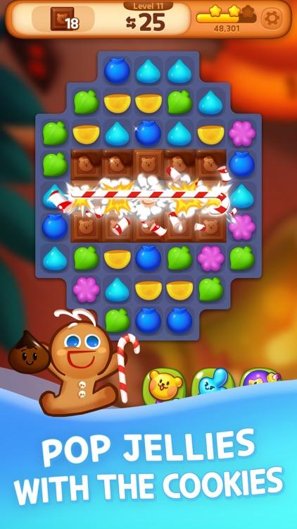 Cookie Run: Puzzle World screenshot-0