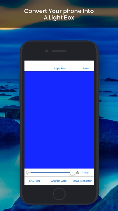 SAD Light Box for Winter Blues screenshot four