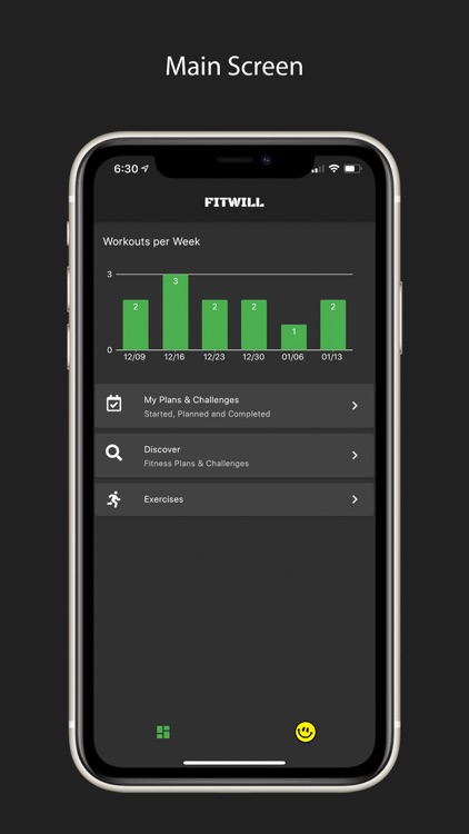 Fitwill: Gym & Home Workouts screenshot-6