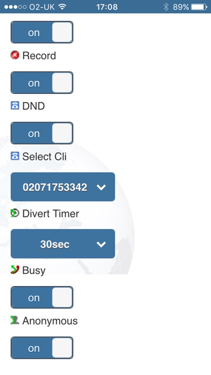 Flextel - myAccount screenshot-4
