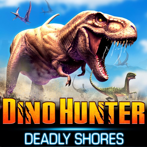 Dino Hunter: Deadly Shores iOS Hack Android Mod