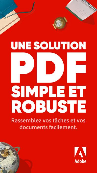 Adobe Acrobat Reader pour PDF
