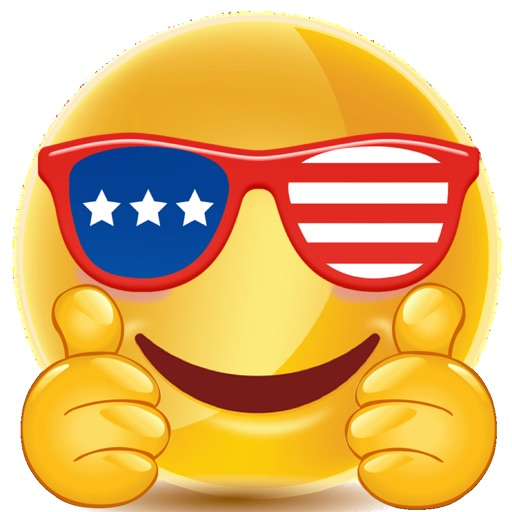Thumbs Up American Emojis icon