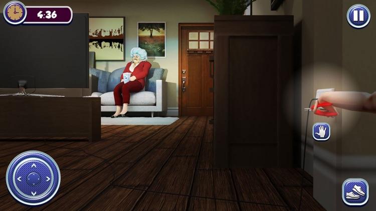 Haunted Teacher Scary 3D Games screenshot-3