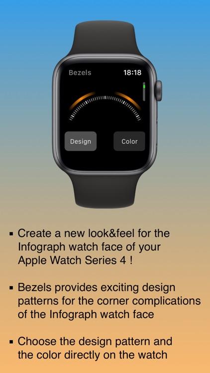 Bezels - personal watch faces screenshot-3