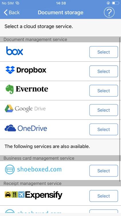 ScanSnap Cloud screenshot-4