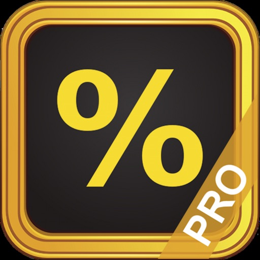 Tip Calculator % Pro