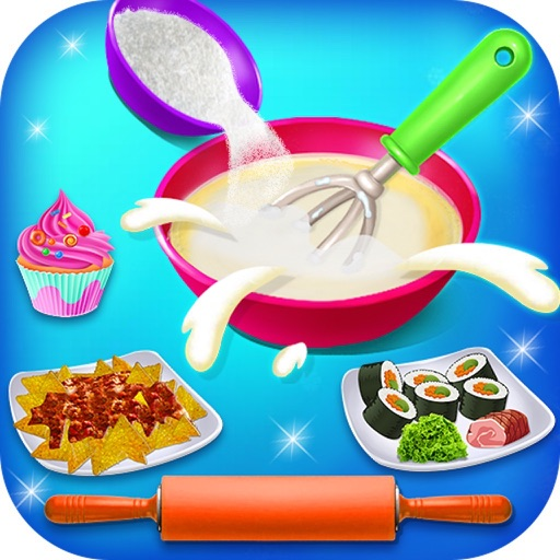 Fast Food - Cooking Game icon