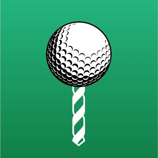 Golf Drills: Round Tracker icon