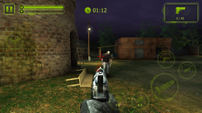 Deathcrush Zombie Survival screenshot four