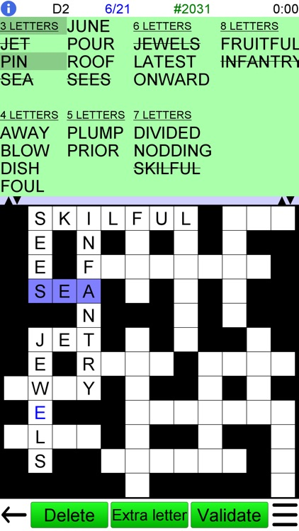 Word Fit Puzzle screenshot-0