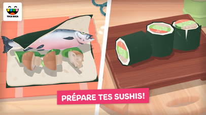 download Toca Kitchen Sushi apps 0