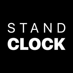 Stand Clock Display