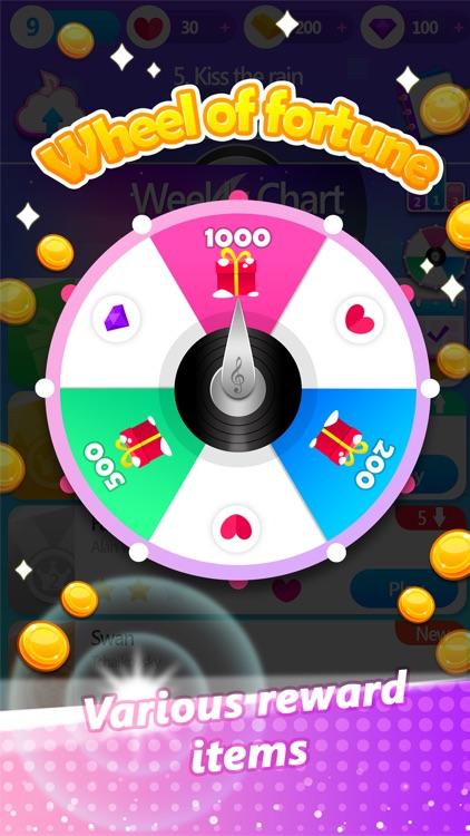 Magic Pink Tiles 3: Piano Game screenshot-4
