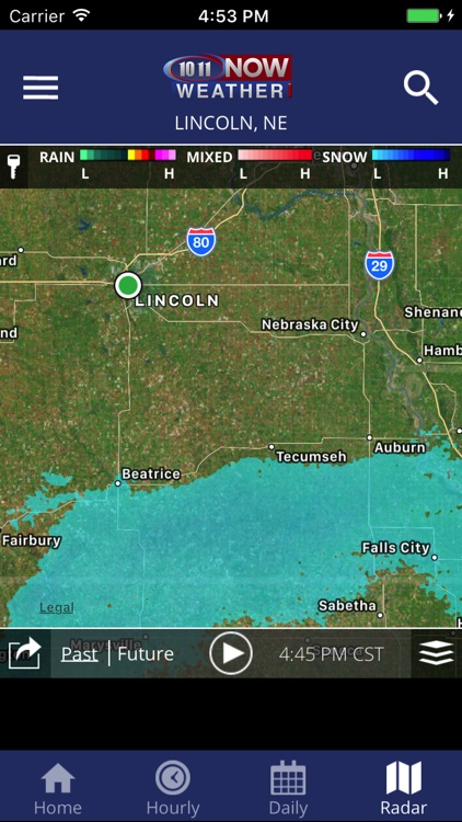 1011 NOW Weather screenshot-4