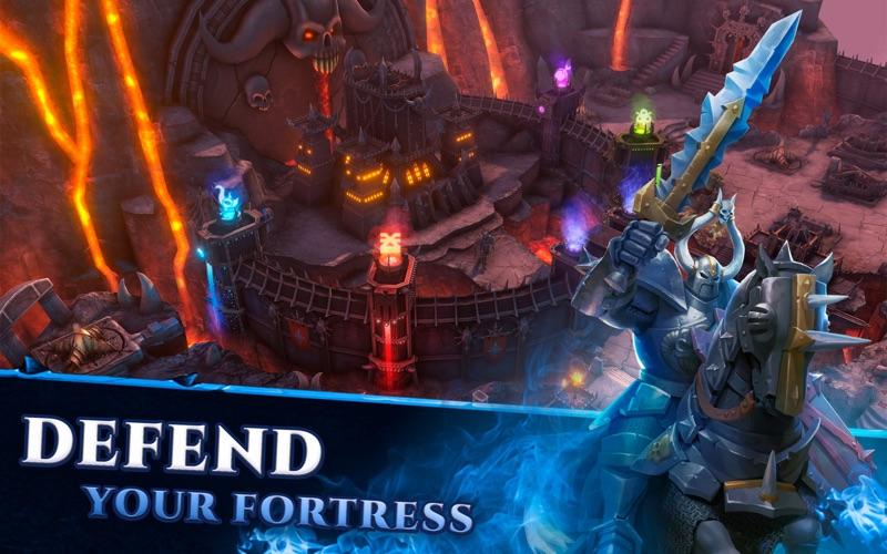 Warhammer: Chaos & Conquest screenshot 1