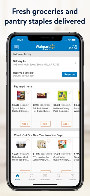 Walmart Grocery Shopping on the App Store