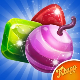 Jumpy Hard Candy: Tap Candies