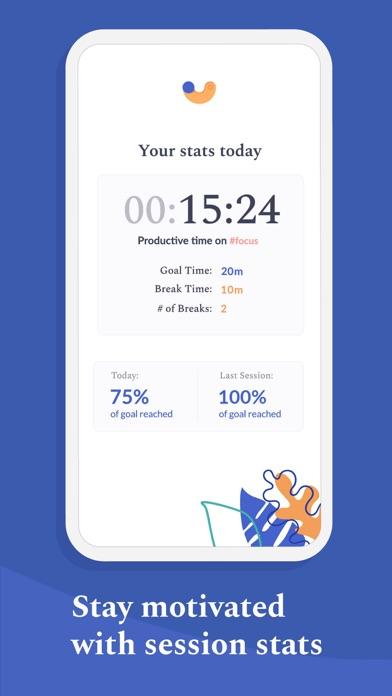 Flipd Focus & Study Timerのおすすめ画像6
