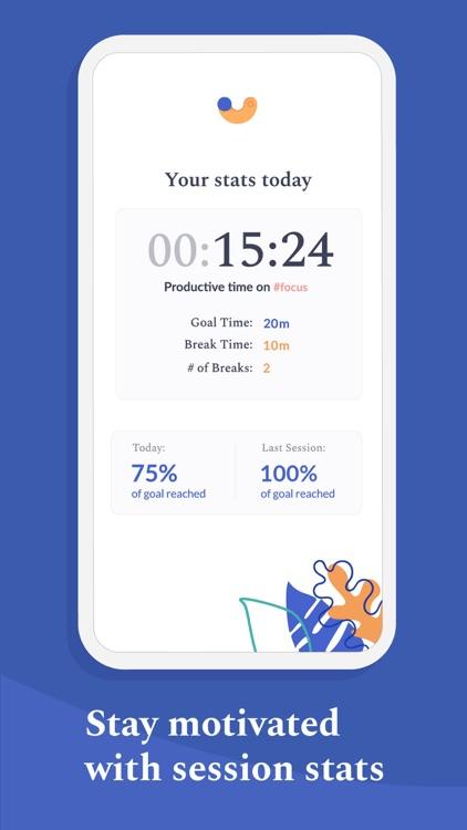 Flipd #1 Productivity Timer screenshot-5